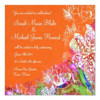 Convite tropical dos oásis
