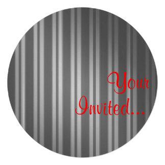 Convite universal escala do círculo