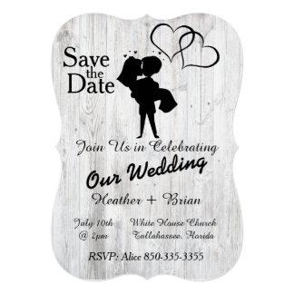 Convite Wedding Whitewashed