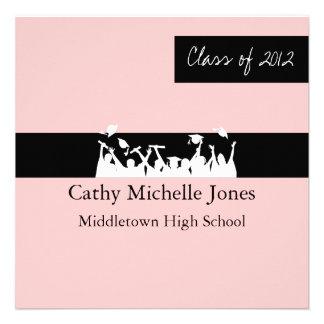 Convites 2 da graduação da escola