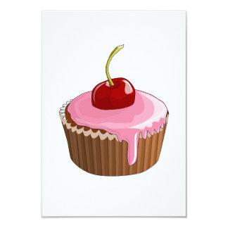 Convites animadores do cupcake