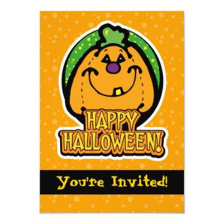 convites bonitos do Dia das Bruxas da
