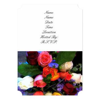 Convites cor-de-rosa do casamento