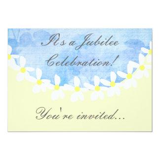 Nuns Customizable Jubilee Invitations