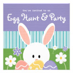 Convites da caça do ovo da páscoa