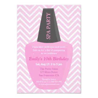 Convites da festa de aniversario de meninas dos