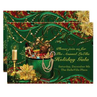 Convites da festa natalícia do Natal