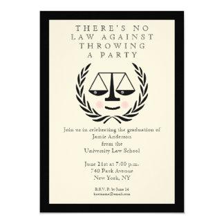 Convites da graduação da escola de direito
