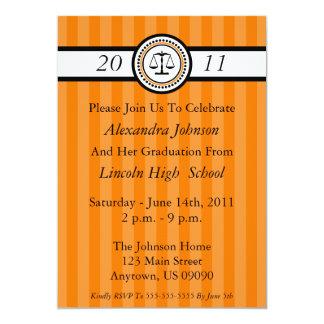 Convites da graduação da escola de direito das