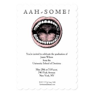 convites da graduação da escola dental