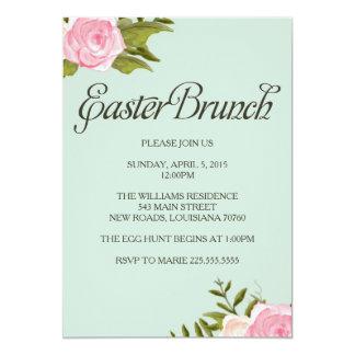 Convites da refeição matinal da páscoa