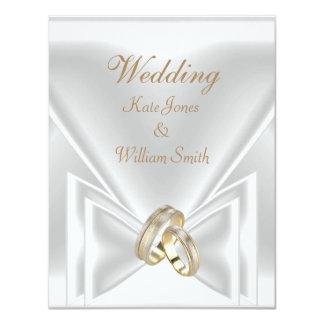 Convites de casamento elegantes