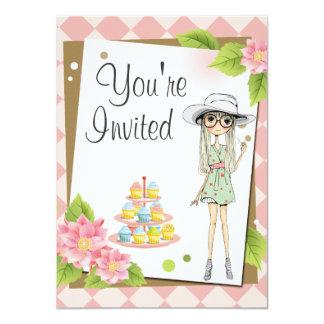 Convites de festas de aniversários adolescentes à convite 11.30 x 15.87cm