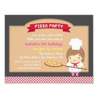 Convites de festas de aniversários bonitos da convite 10.79 x 13.97cm
