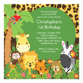 Convites de festas de aniversários bonitos da selv