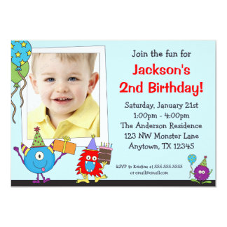 Convites de festas de aniversários da foto dos