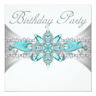Convites de festas de aniversários da prata do