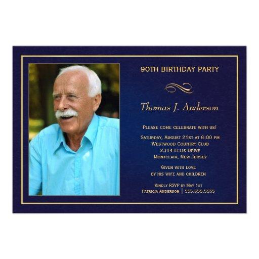 convites de festas de aniversários do 90 - adicion