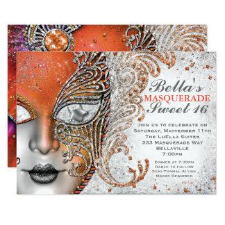 Convites de festas de aniversários do mascarada