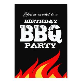 Convites de festas de aniversários feitos sob