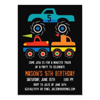 Convites de festas de aniversários grandes dos convite 12.7 x 17.78cm