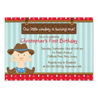 Convites de festas de aniversários pequenos