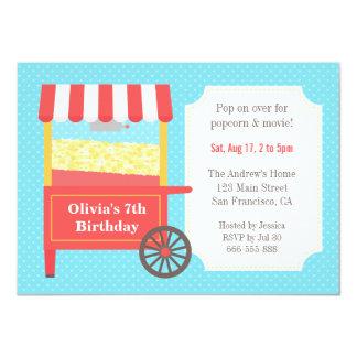 Convites de festas do aniversário de criança da