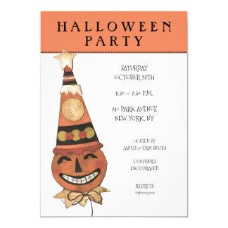 Convites de festas do Dia das Bruxas