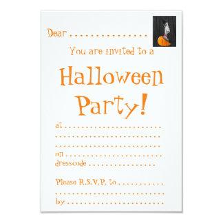 """Convites de festas """"sexy"""" do Dia das Bruxas da"""