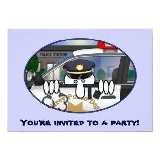Convites de Kilroy da polícia
