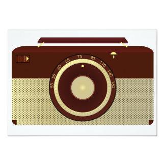 Convites de rádio antigos