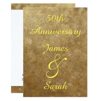 Convites do aniversário de casamento das misturas
