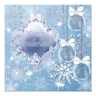Convites do baile de formatura do inverno do país
