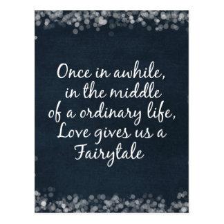 Convites do casamento com citações do amor