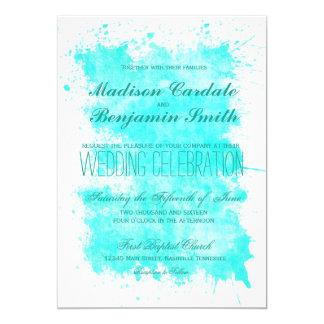 Convites do casamento de praia do verão de