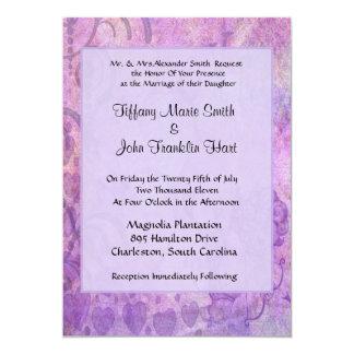 Convites do casamento do Cupido