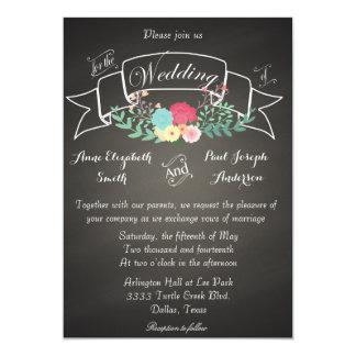Convites do casamento do louro do quadro