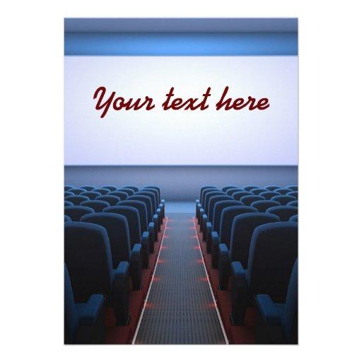 Convites do cinema