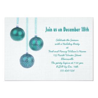 Convites do costume da festa natalícia da cerceta