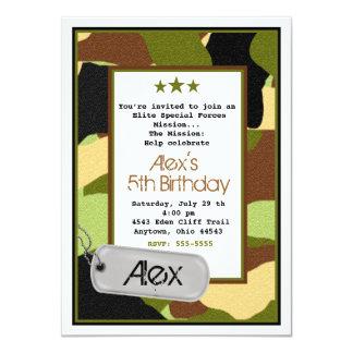 Convites do exército, MilitaryInvitations,
