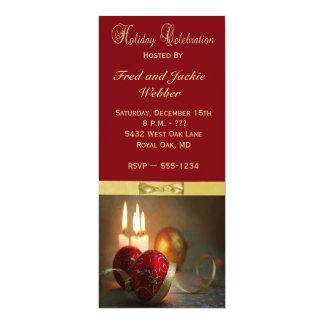 Convites do feriado ou da festa de Natal