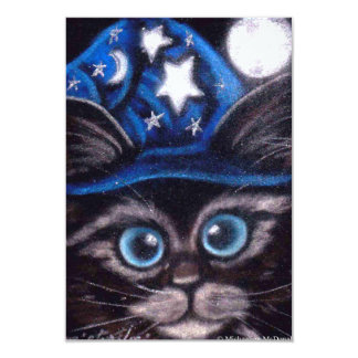 Convites do gato do feiticeiro do aprendiz do