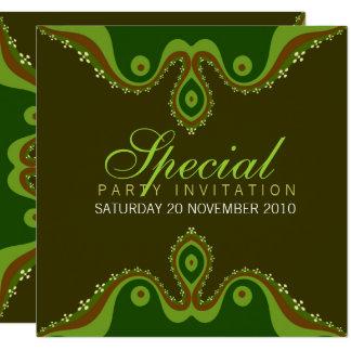 Convites do Special da terra de Goddesian