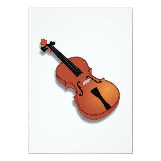 Convites do violino