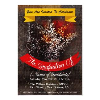 Convites dos anúncios | da graduação