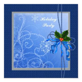 Convites feitos sob encomenda da festa de Natal