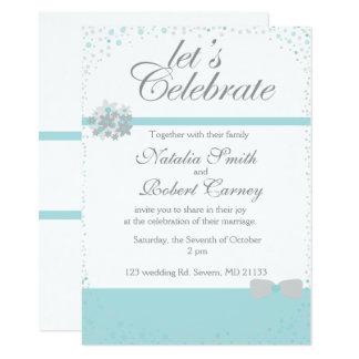 Convites lunáticos do casamento