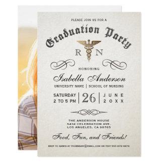Convites médicos da graduação da escola de