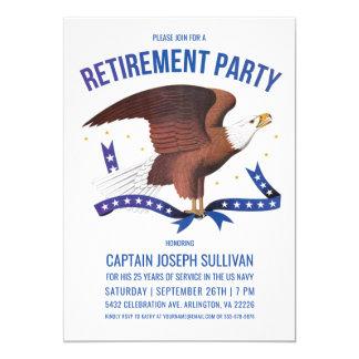 Convites militares da aposentadoria | Eagle