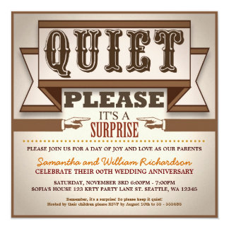 convites originais do aniversário da tipografia do